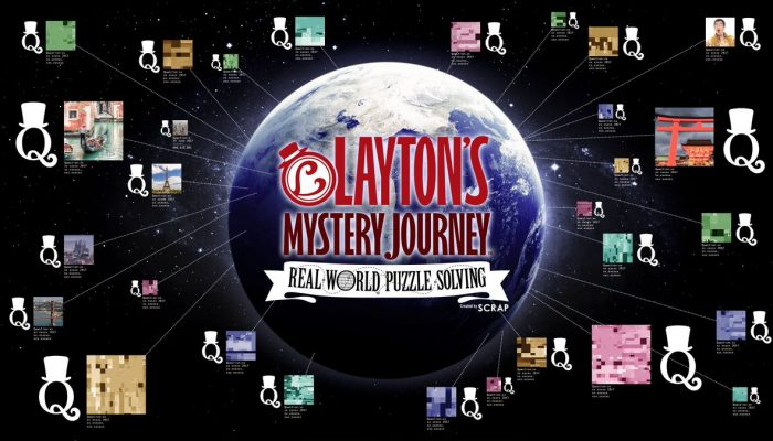 SCRAP teams up with the Layton series