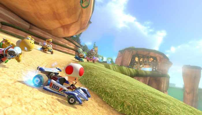 Mario Kart 8 Deluxe, Software update: May 18, 2017