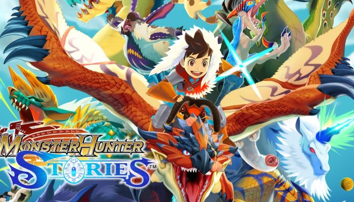 Monster Hunter Stories launches September 8 in Europe