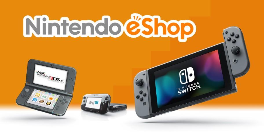 Nintendo eShop Sale