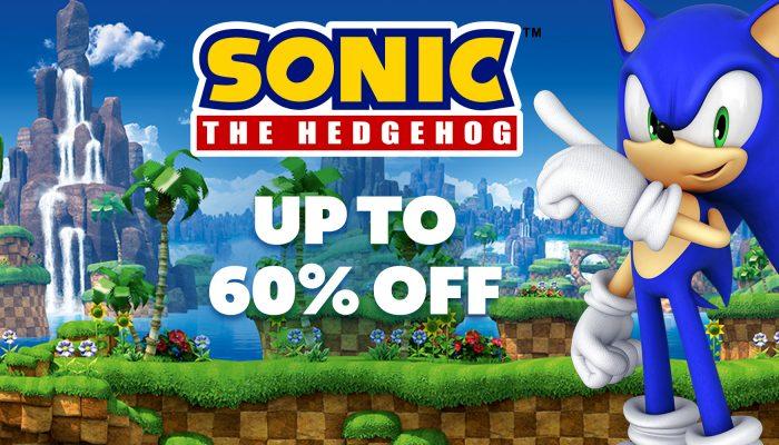NoE: 'Nintendo eShop sale: Sonic Sale 2017'
