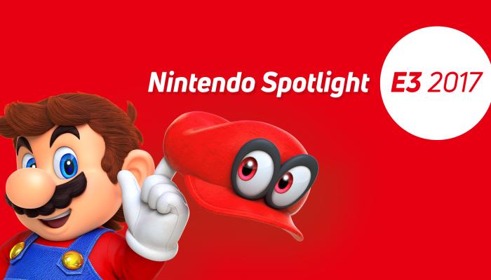 Nintendo France : 'Le voyage de la Nintendo Switch passe par l'E3 et révèle de nouveaux mondes pour l'odyssée de Mario'