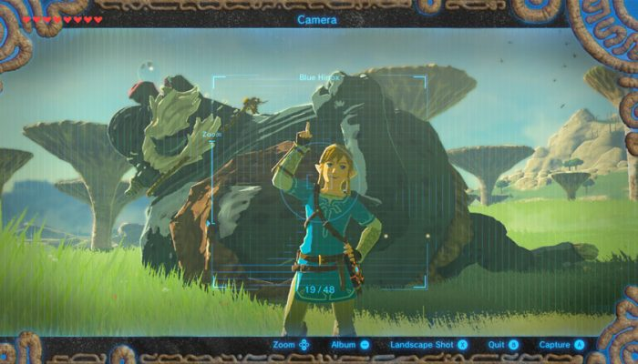 NoA: 'Smile! Celebrate National Selfie Day with Link'