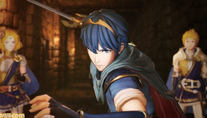 Fire Emblem Warriors – Reveal Screenshots from Famitsu