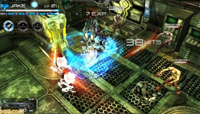 Implosion – Japanese Art and Screenshots from Famitsu