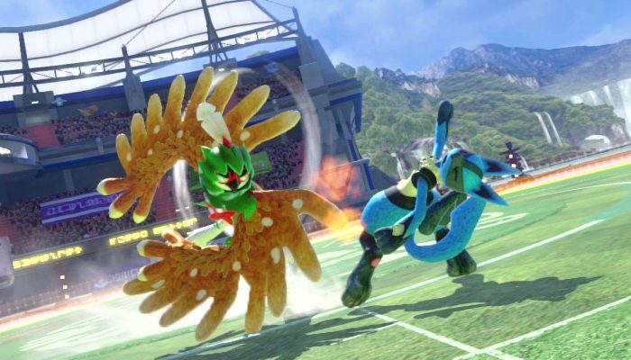 Pokkén Tournament DX – Official E3 2017 Screenshots