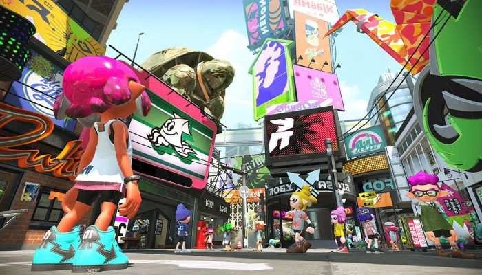 Splatoon 2 – Official E3 2017 Screenshots