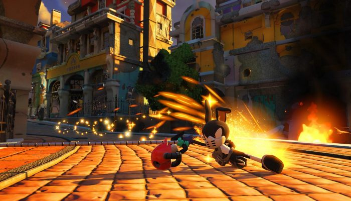 Sonic Forces – Official E3 2017 Screenshots