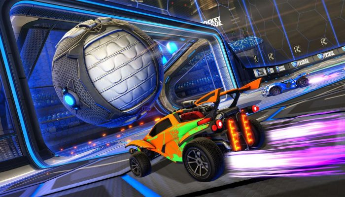 Rocket League – Official E3 2017 Screenshots