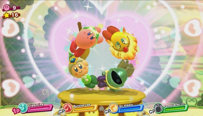 Kirby for Nintendo Switch – Official E3 2017 Screenshots