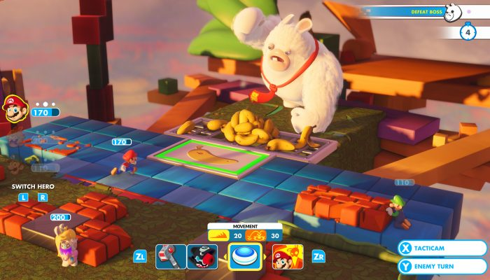 Ubisoft: 'Mario + Rabbids Kingdom Battle Wins 2 Best Of E3 Honors From Game Critics Awards'