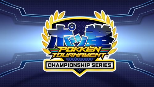 Pokkén Tournament Championships Series