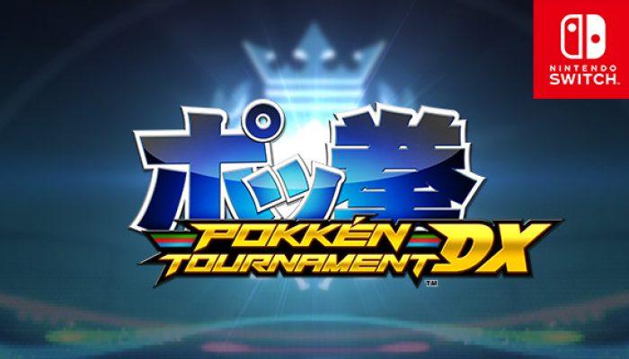 Pokémon: 'Pokkén Tournament DX Announced for Nintendo Switch'