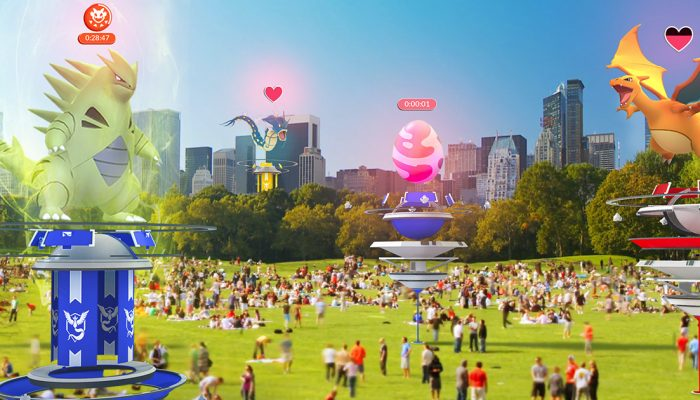 Niantic: 'Raid Battles and New Gym Features are Coming!'