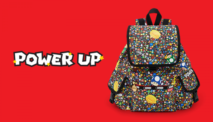 NoA: 'LeSportsac and Super Mario power up for a new travel collection'
