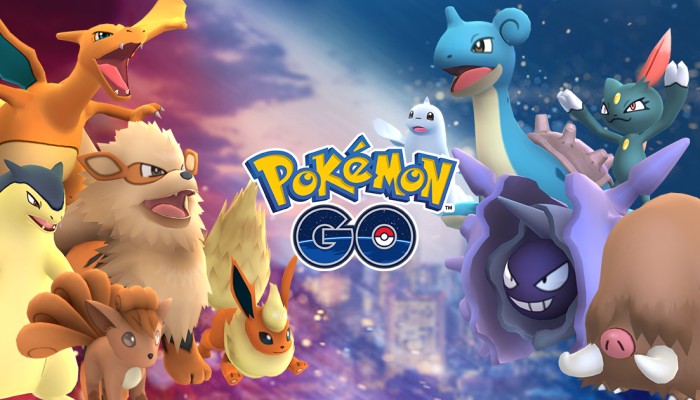Niantic: 'Celebrate the Solstices with Us!'
