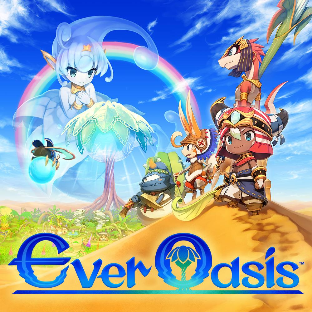 Nintendo eShop Downloads Europe Ever Oasis