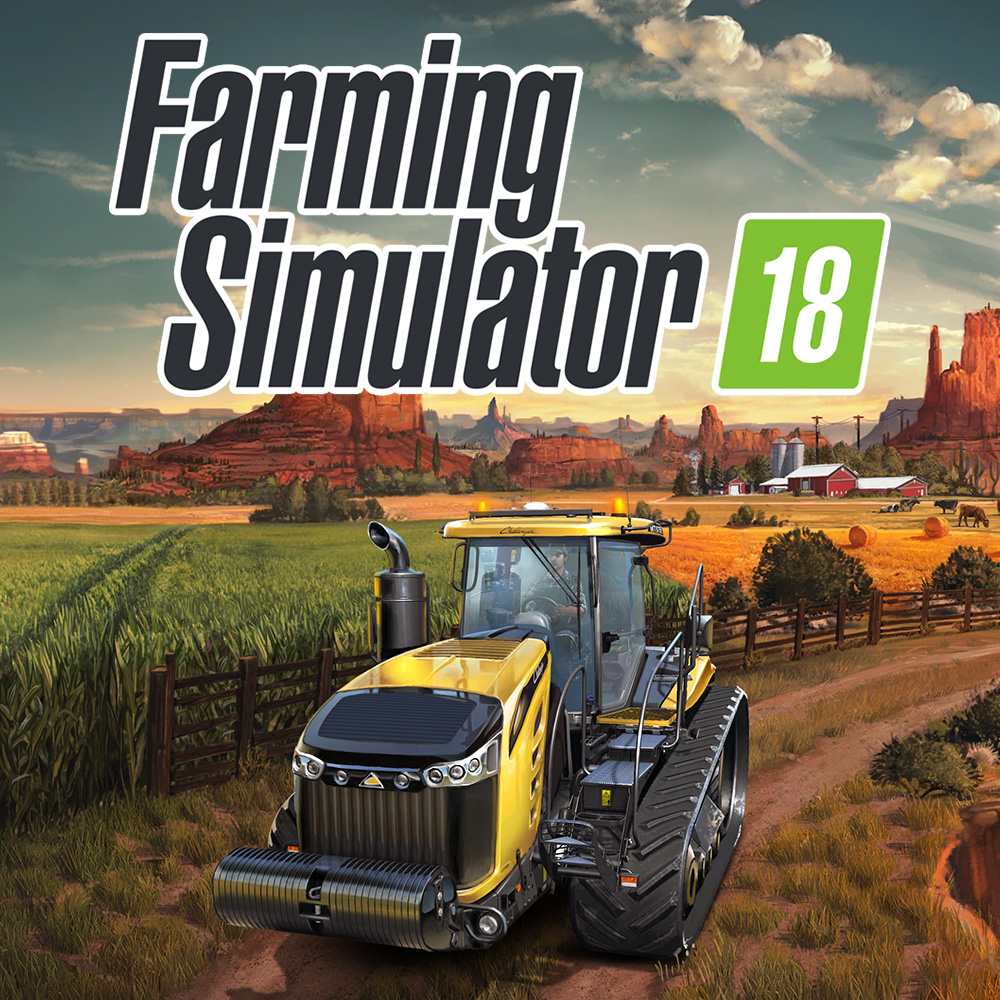 Nintendo eShop Downloads Europe Farming Simulator 18