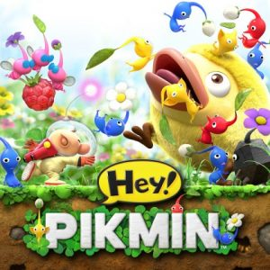Nintendo eShop Sale Hey Pikmin