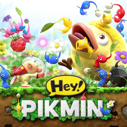 Nintendo eShop Downloads Europe Hey Pikmin
