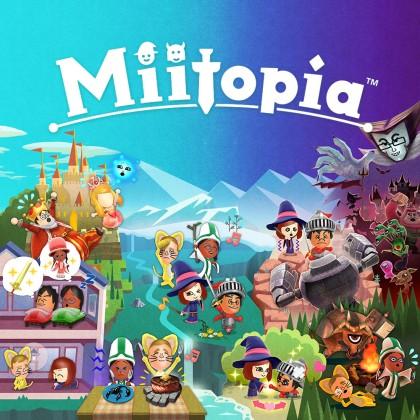 Nintendo eShop Downloads Europe Miitopia