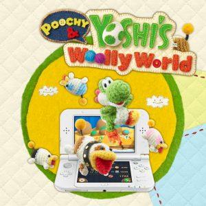 Nintendo eShop Sale Poochy & Yoshi's Woolly World