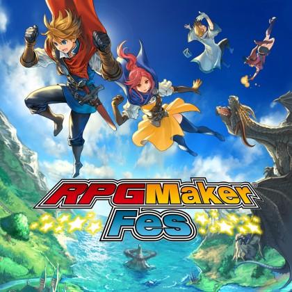 Nintendo eShop Downloads Europe RPG Maker Fes