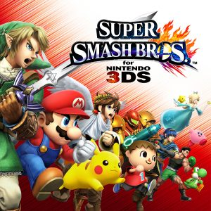 Nintendo eShop Sale E3 2018 Super Smash Bros for Nintendo 3DS
