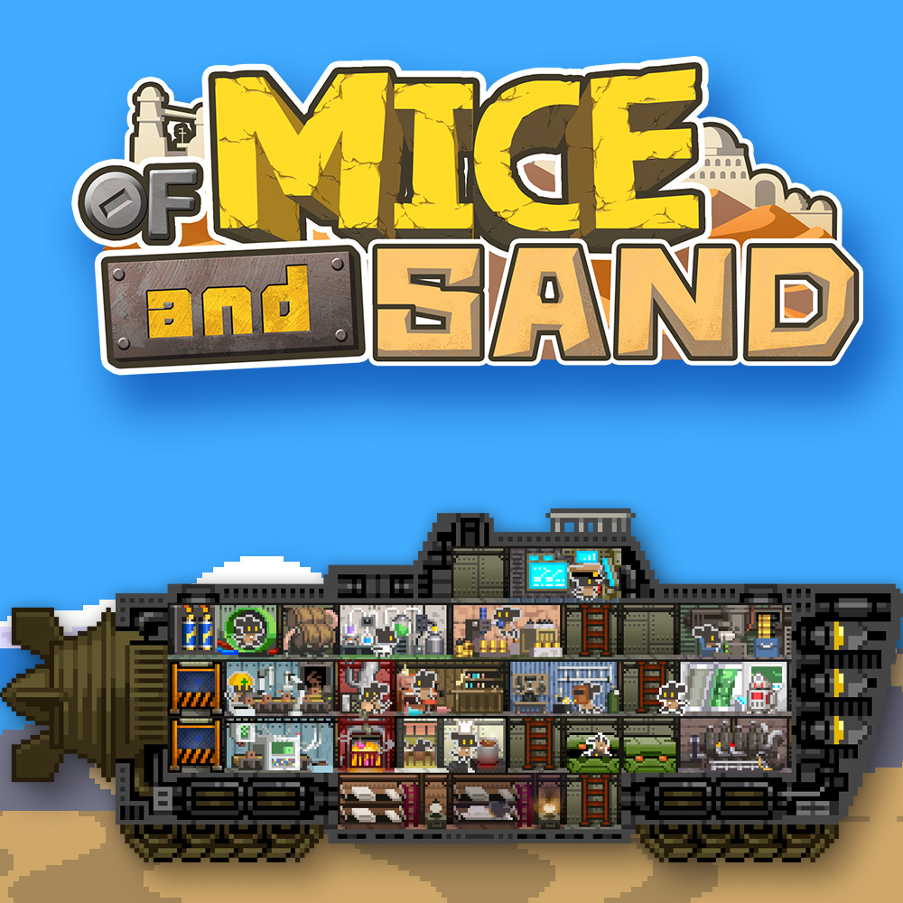 Nintendo eShop Downloads Europe Of Mice And Sand