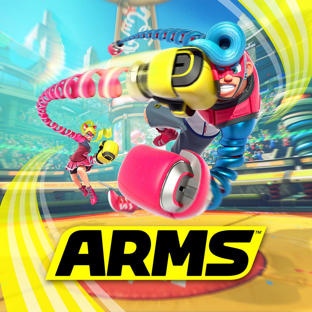 Nintendo eShop Downloads Europe Arms