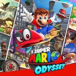 Nintendo E3 2017 Super Mario Odyssey