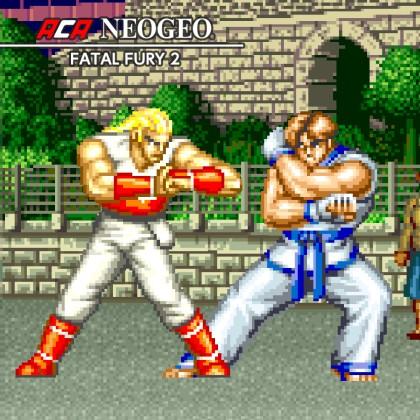 Nintendo eShop Downloads Europe ACA NeoGeo Fatal Fury 2