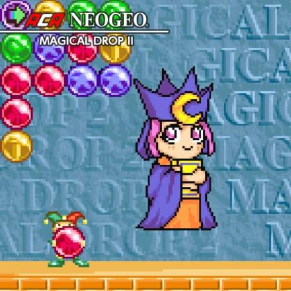 Nintendo eShop Downloads Europe ACA NeoGeo Magical Drop II