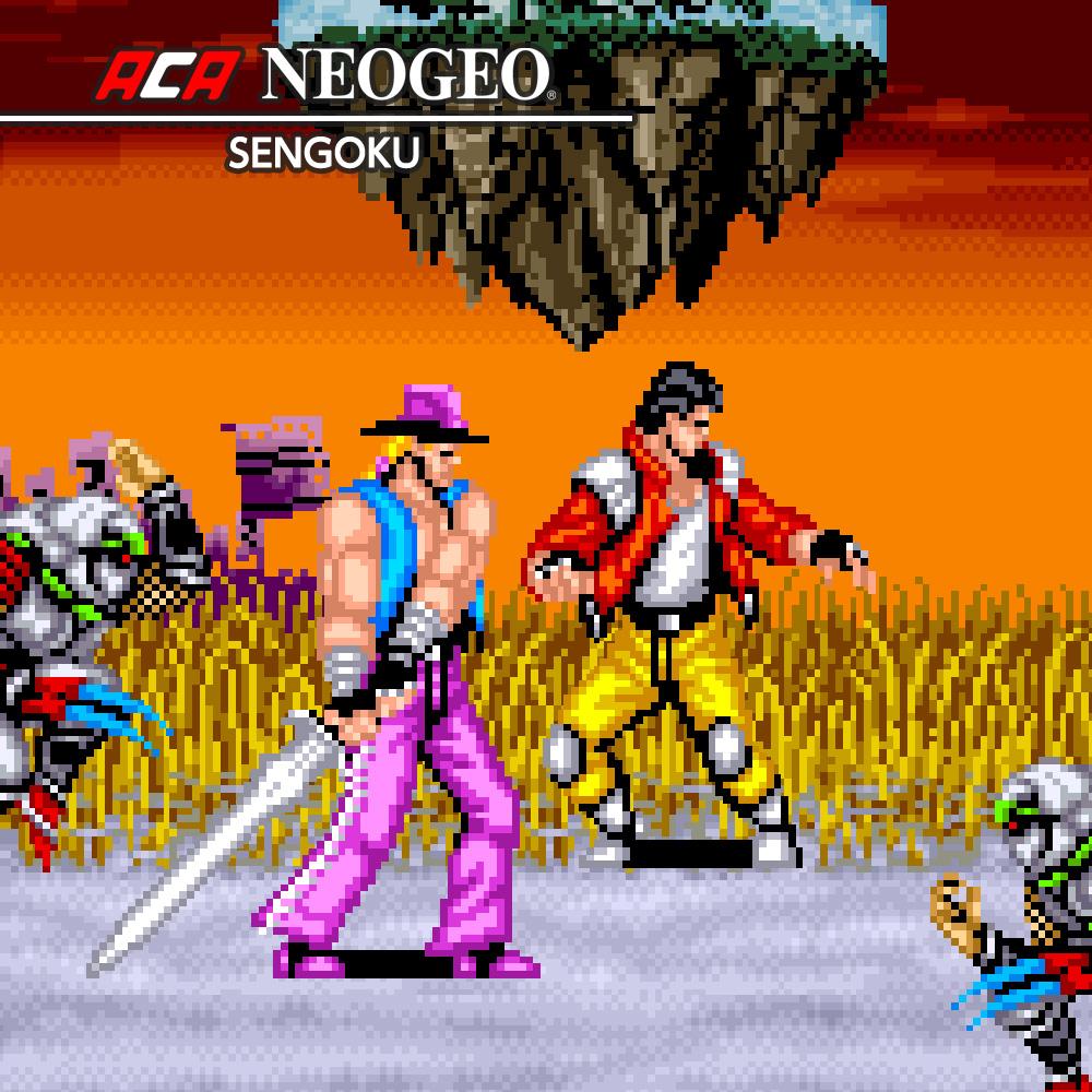 Nintendo eShop Downloads Europe ACA NeoGeo Sengoku
