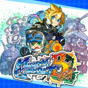Nintendo eShop Downloads Europe Mighty Gunvolt Burst