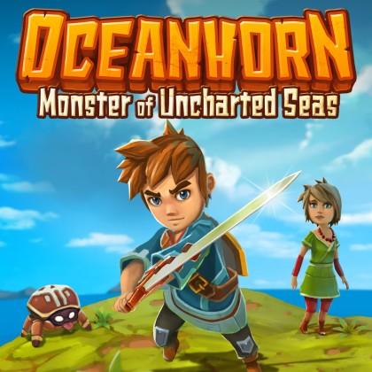 Nintendo eShop Downloads Europe Oceanhorn Monster of Uncharted Seas