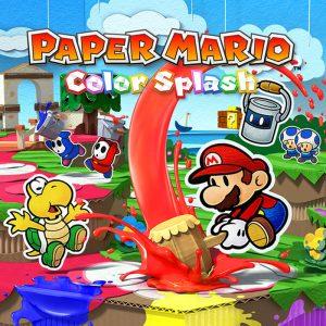 Nintendo eShop Sale Paper Mario Color Splash