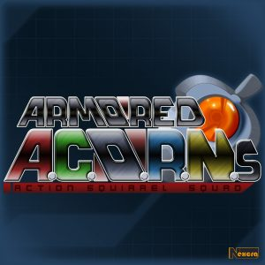 Nintendo eShop Downloads Europe Armored ACORNs: Action Squirrel Squad