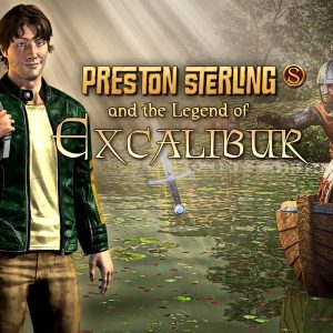 Nintendo eShop Downloads Europe Preston Sterling and the Legend of Excalibur