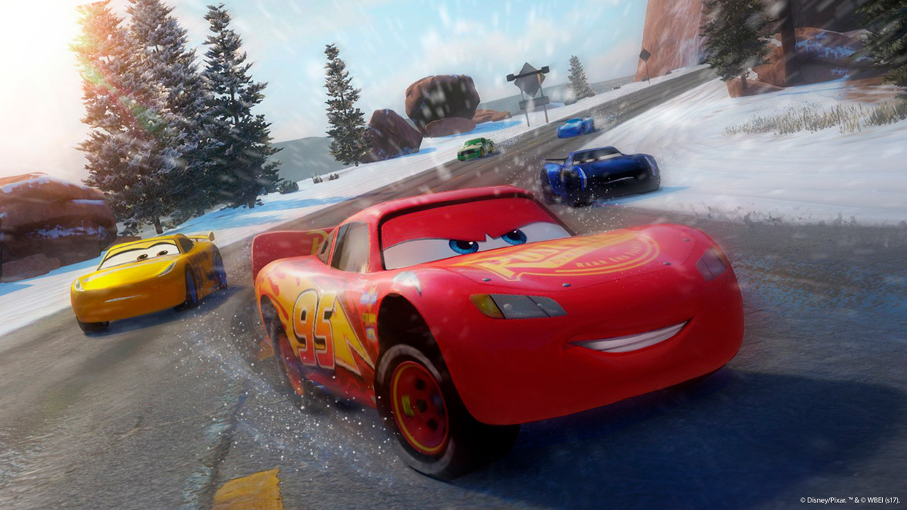 Nintendo eShop Downloads North America Cars 3 Driven to Win