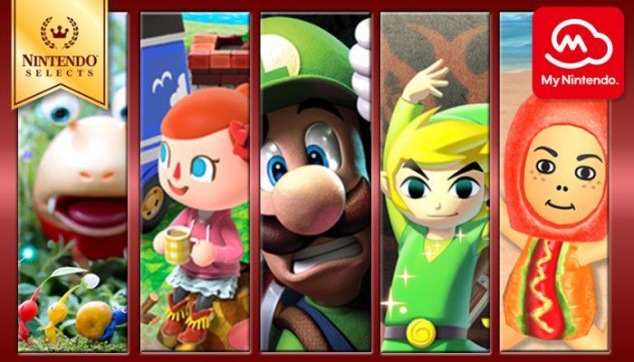 NoA: 'June My Nintendo rewards: Big hits and great deals!'