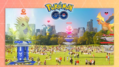 Pokémon: 'Go Big with Updated Gym and New Raid Battles