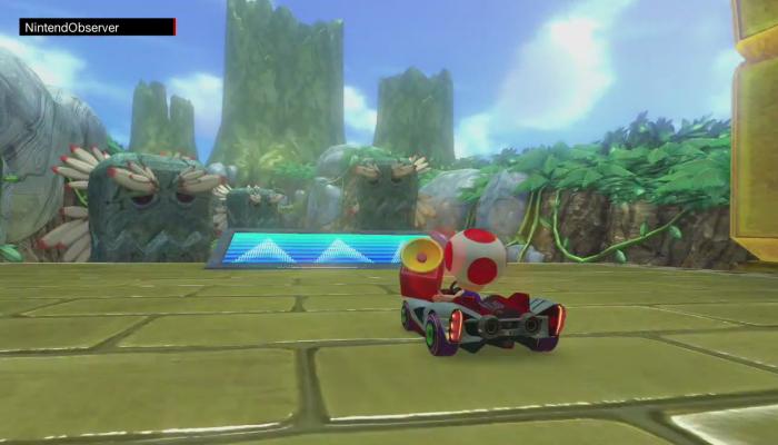 Mario Kart 8 Deluxe, DePapier 2.0.