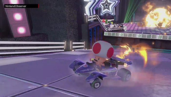 Mario Kart 8 Deluxe, C'est plus possible.