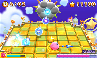 Nintendo eShop Downloads North America Kirby's Blowout Blast