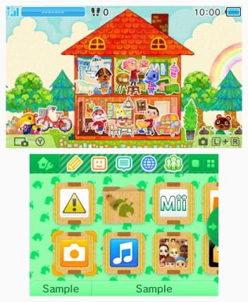 Nintendo eShop Sale Nintendo 3DS Theme