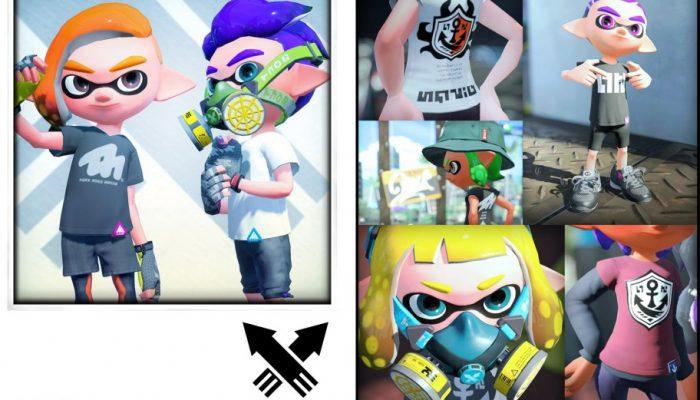 Nintendo France : 'Rapport du laboratoire de recherche sur les calamars: comment la mode peut booster vos performances dans Splatoon 2'