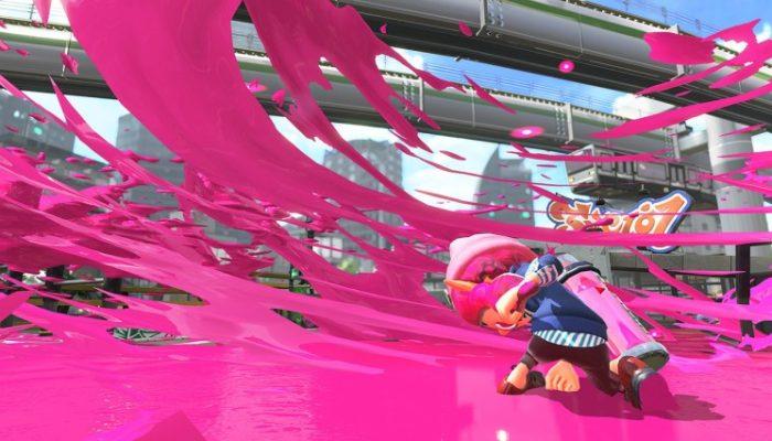 Nintendo France : 'Splatoon 2 est disponible dès aujourd'hui sur Nintendo Switch !'