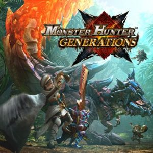 Nintendo eShop Sale Monster Hunter Generations