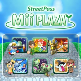 Nintendo eShop Sale StreetPass Mii Plaza